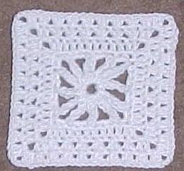 Afghan Square ~ Crochet N More