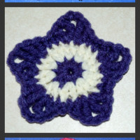 Stars ~ Crochet Jewel