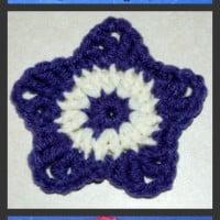 Stars ~ Crochet Jewel