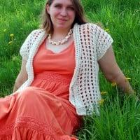 Veranda Cardi ~ Melissa Mall – Crochetvolution