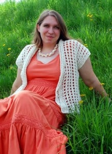 Veranda Cardi ~ Melissa Mall - Crochetvolution
