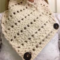 Crochet Neck Warmer ~ Amy – Crochet Jewel