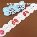 Bracelet ~ Patterns For Crochet