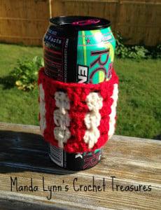 Granny's Spiked Cozy ~ Manda Proell - MandaLynn's Crochet Treasures