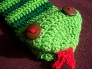 Snake Puppet ~ Stitch11