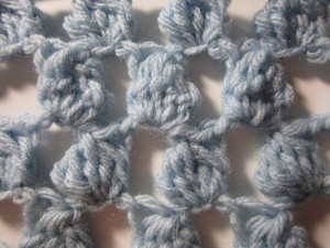 Modified Bobble Stitch ~ Crochet is the Way