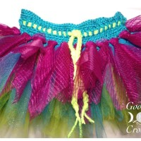 Pixie Tutu Tutorial ~ Goddess Crochet