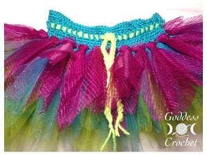 Pixie Tutu Tutorial ~ Goddess Crochet