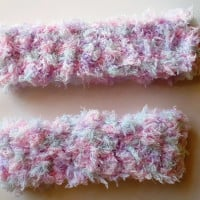 Child's Ear Warmer Headband ~ My Recycled Bags