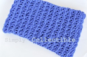 Broomstick Lace Baby Blanket ~ Celina Lane - Simply Collectible