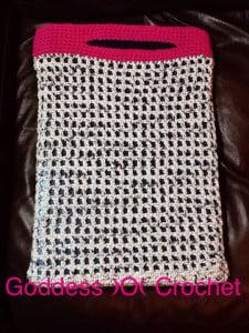 Mesh Market Bag ~ Goddess Crochet