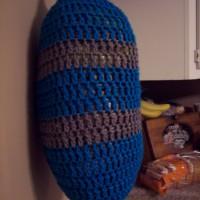 Plastic Bag Dispenser ~ Stitch11