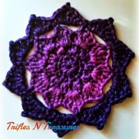 10 Point Mandala ~ Tera Kulling - Trifles N Treasures