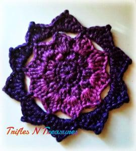 10 Point Mandala ~ Tera Kulling - Trifles N Treasures
