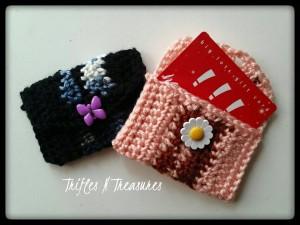 Little Ripples Gift Card Envelope ~ Tera Kulling - Trifles N Treasures