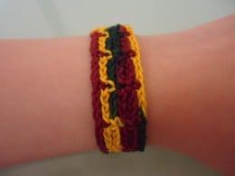 Easily Adjustable Bracelet ~ Dezalyx