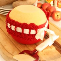Cheese Ribbon For Christmas ~ DROPS Design