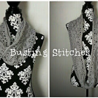 Chic Shells Infinity ~ Busting Stitches