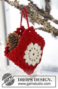 Christmas Bag - DROPS Design