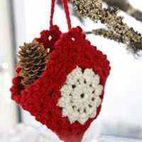 Christmas Bag – DROPS Design