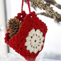 Christmas Bag – DROPS Design