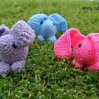 Baby Bunny Amigurumi ~ Celina Lane – Simply Collectible