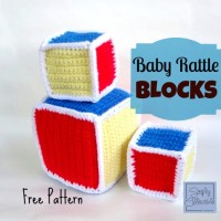 Baby Rattle Blocks ~ Celina Lane – Simply Collectible