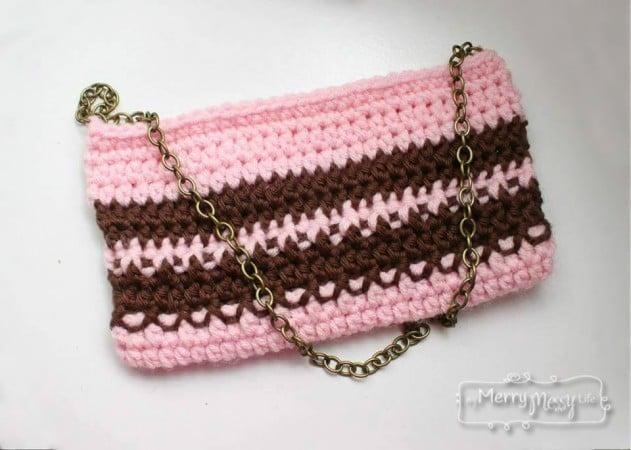 Simple Child S Purse Free Crochet Pattern