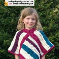 Crochet With Us - Fall Poncho CAL ~ Oombawka Design/The Stitchin' Mommy