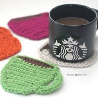 Coffee Coaster ~ Repeat Crafter Me