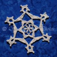 Yoga Snowflake ~ Snowcatcher