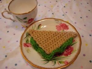 Watercress Tea Sandwiches ~ NyanPon.com