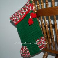 Big Christmas Stocking ~ Sara Sach – Posh Pooch Designs