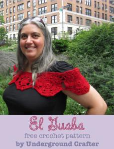 El Guaba ~ Marie Segares - Underground Crafter