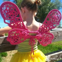 Enchanted Ivy Wings ~ Lisa Jelle – Cre8tion Crochet