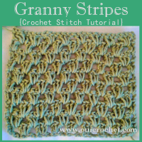 Granny Stripes ~ Oui Crochet
