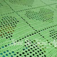 Heart to Heart Afghan ~ Crochet Treasures
