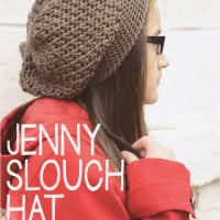 The Jenny Slouch Hat ~ Rebecca Langford – Little Monkeys Crochet