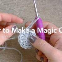 How to Crochet a Magic Circle ~ Rebecca Langford – Little Monkeys Crochet