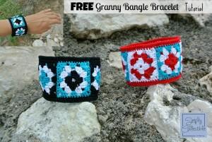 Not Granny's Bangle Bracelet ~ Celina Lane - Simply Collectible