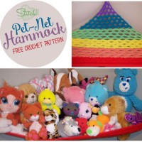 The Perfect Rainbow Pet Ne Hammock ~ Stitch11