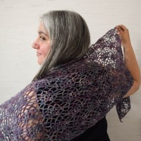Picnic Basket Shawl ~ Marie Segares/Underground Crafter