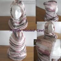 Riptide Hooded Cowl ~ Meladora's Creations