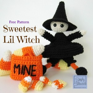 Sweetest Lil Witch ~ Celina Lane - Simply Collectible