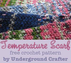 Temperature Scarf ~ Underground Crafter
