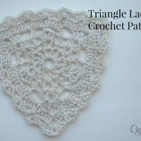 Triangle Lace ~ Lorene Eppolite – Cre8tion Crochet