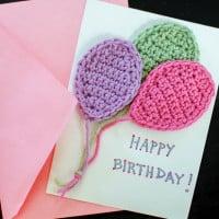 Balloon Applique ~ Petals to Picots