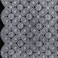 Wedding Ring Bedspread Pattern ~ Free Vintage Crochet
