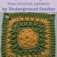 Katy – 6″ Square ~ Marie Segares – Underground Crafter