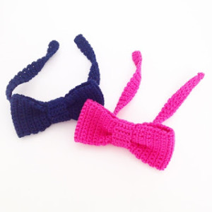 Bow Tie ~ Annemarie's Crochet Blog